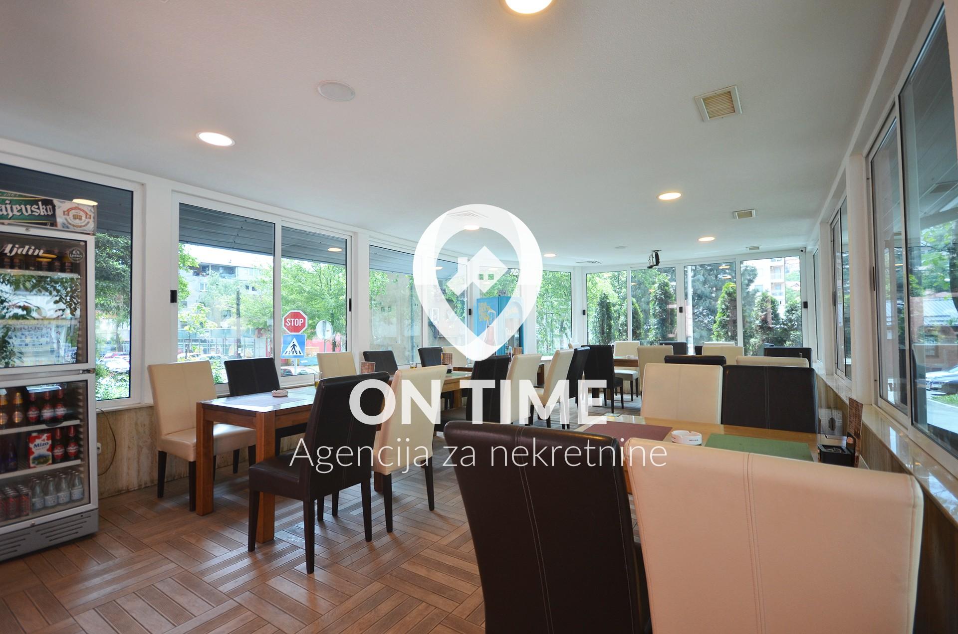 Poslovni prostor / Restoran sa kuhinjom, Buća Potok,  115 m2